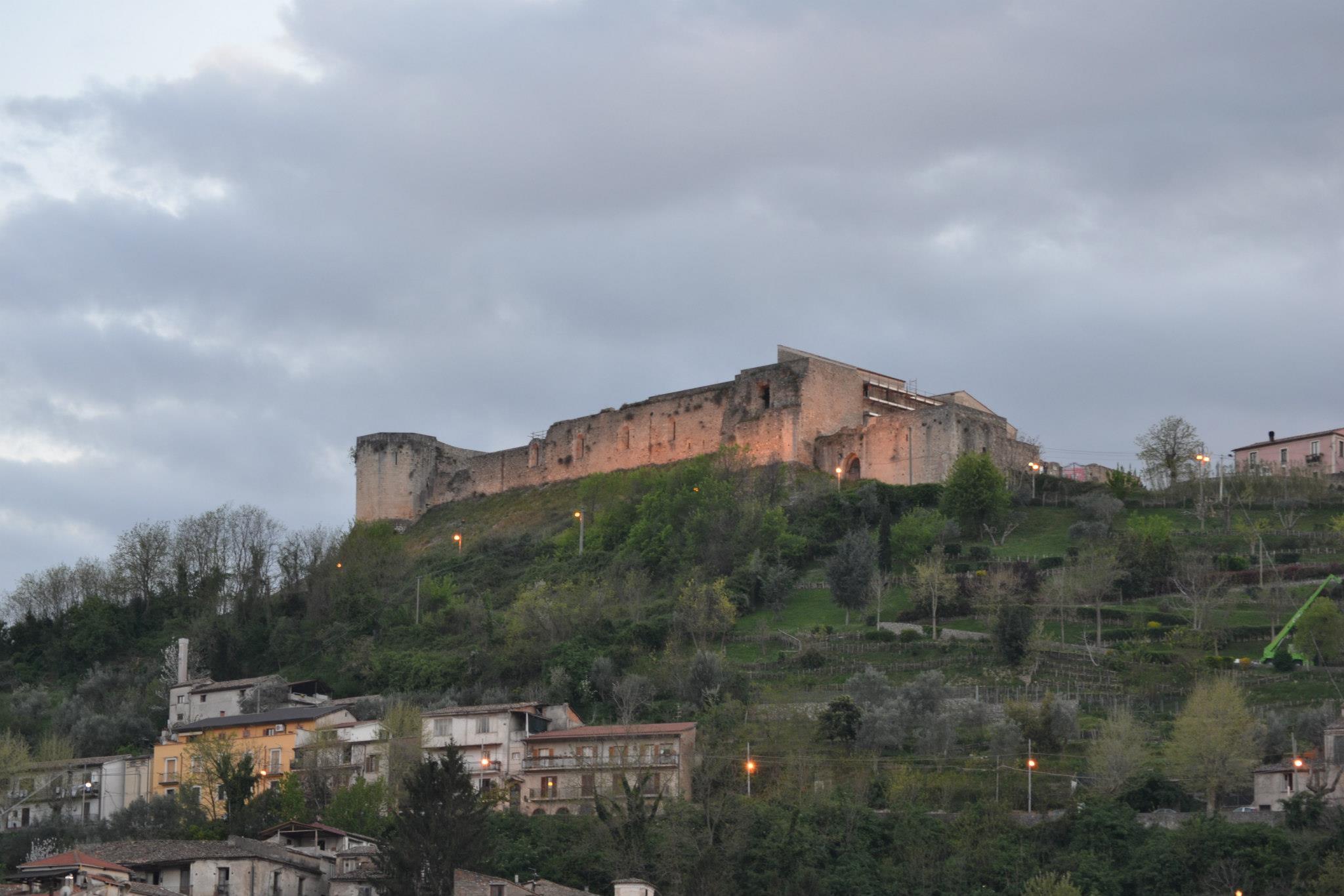 Scopri il Castello Svevo di Cosenza